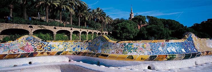 Visit Bcn Park Guell