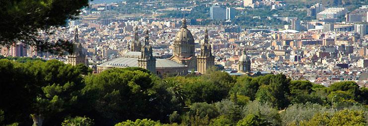 Montjuïc de Barcelona con worldperfectholidays