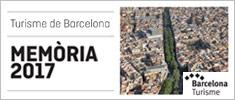 Memoria Turisme de Barcelona 2017