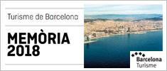 Memoria Turisme de Barcelona 2018