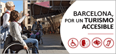 Barcelona, por un turismo accesible