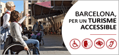 Barcelona, per un turisme accessible
