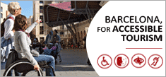 Barcelona, for accessible tourism