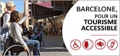 Barcelone, pour un tourisme accessible