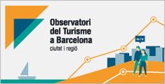 Observatori del turisme a Barcelona: ciutat i regió