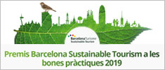 Premis Barcelona Sustainable Tourism