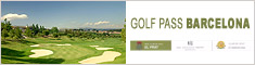 Golf Pass Barcelona