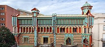 Casa Vicens, the first masterpiece by Gaudí