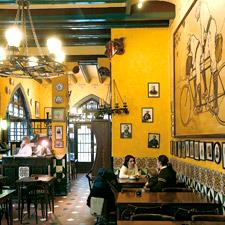Restaurant Els 4 Gats de Barcelona