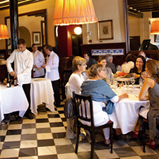 Restaurant 7 Portes de Barcelona