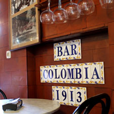 Bar Colombia