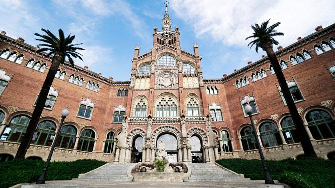 Sant Pau - Recinte Modernista, Barcelona